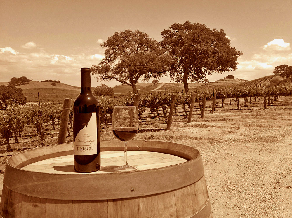 Frisco Cellars is a Paso Robles winery producing small-lot, handcrafted wines