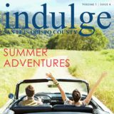 Indulge magazine featured Frisco Cellars